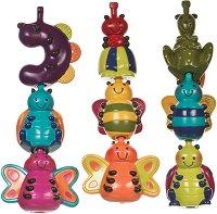 Шарени буболечки - играчка