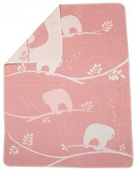 """Бебешко одеало - Ленивец - С размери 70 x 90 cm от серия """"Juwel"""" - продукт"""