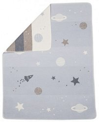 """Бебешко одеало - Планети - С размери 70 x 90 cm от серия """"Juwel"""" - продукт"""