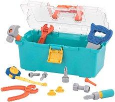 Кутия с инструменти - Детски комплект за игра - играчка
