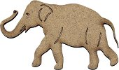 Фигурка от MDF - Слон
