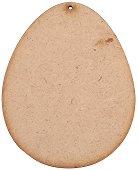 Фигурка от MDF - Яйце