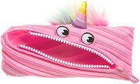 """Ученически несесер - Pink - От серията """"Zipit: Unicorn"""" -"""