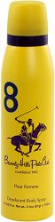 Beverly Hills Polo Club 8 Pour Femme Deodorant Body Spray -
