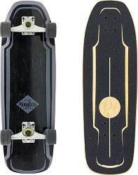Лонгборд - Surf Skate Black -