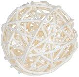 Декоративна топка от ратан - С диаметър ∅ 7 cm