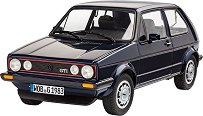 Автомобил - 35 Years VW Golf 1 GTI Pirelli - макет