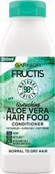 Garnier Fructis Quenching Aloe Vera Hair Food Conditioner - Хидратиращ балсам за нормална до суха коса с алое вера - шампоан