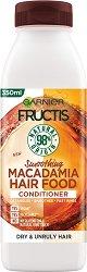 Garnier Fructis Smoothing Macadamia Hair Food Conditioner - балсам