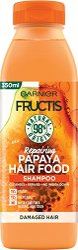 Garnier Fructis Repairing Papaya Hair Food Shampoo - мокри кърпички