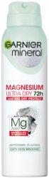 Garnier Mineral Magnesium Ultra Dry Anti-Perspirant - Дамски дезодорант против изпотяване с магнезий - душ гел