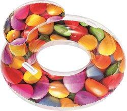 Надуваем пояс с облегалка и дръжки - Candy Deligh - продукт