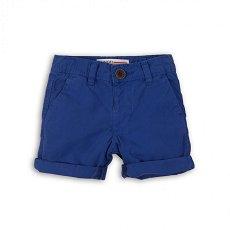 """Детски къс панталон - 100% памук от серията """"MINOTI Basics"""" -"""