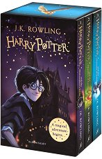 Harry Potter 1 - 3 Box Set: A Magical Adventure Begins - продукт