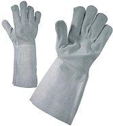 Работни ръкавици от телешка кожа - Merlin