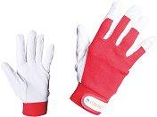 Работни ръкавици от агнешка кожа - Gilt