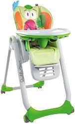 Детско столче за хранене - Polly 2 Start: Parrot -
