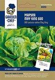 """Био семена от Маруля - May King - Опаковка от 1 g от серията """"Garden Chef"""""""