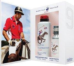 Подаръчен комплект - Beverly Hills Polo Club Sport 9 - продукт