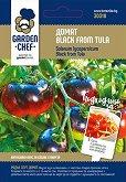 """Семена от Домат - Black from Tula - Опаковка от 1 g от серията """"Garden Chef"""""""