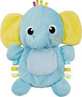 Слонче - Мека бебешка играчка -