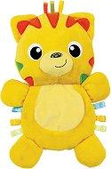 Лъвче - Мека бебешка играчка -