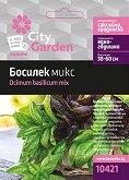 """Семена от Босилек Микс - Опаковка от 1 g от серията """"City Garden"""""""