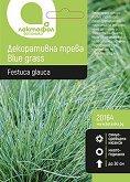 """Семена от Декоративна трева - Blue grass - Опаковка от 1 g от серията """"Ботаника"""""""