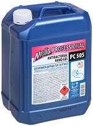 """Антибактериален гел за ръце - Разфасовка от 5 l от серията """"Medix Professional"""""""