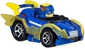 """Чейс Супергерой - Детска играчка от серията """"Пес патрул"""" - количка"""