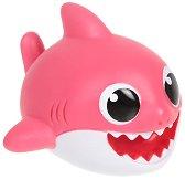 """Мама акула - Пръскаща играчка за баня от серията """"Baby Shark"""" - количка"""