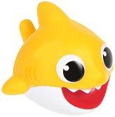 """Бебе акула - Пръскаща играчка за баня от серията """"Baby Shark"""" - играчка"""