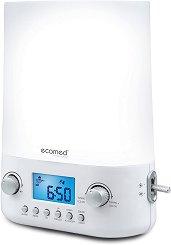 Настолен радиочасовник Medisana - WL-50E - Със светлинен симулатор на изгрев и залез