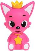 """Лисицата Пинкфонг - Пръскаща играчка за баня от серията """"Baby Shark"""" - топка"""