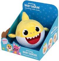 """Танцуваща бебе акула - Интерактивна играчка от серията """"Baby Shark"""" - играчка"""