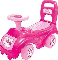 """Детска кола за бутане - Unicorn - От серията """"Еднорог"""" -"""