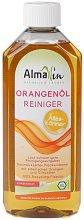 Натурален универсален почистващ препарат с портокалово масло - Разфасовка от 0.500 l -
