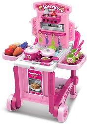 Детска кухня на колела - играчка