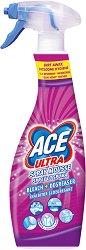 Мус-белина с обезмаслител - ACE Ultra Spray Mousse - Разфасовка от 700 ml - продукт