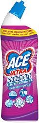 Гел-белина с обезмаслител - ACE Ultra Power Gel - Разфасовка от 0.750 l - продукт
