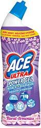 Гел-белина с обезмаслител - ACE Ultra Power Gel Floral Perfume - Разфасовка от 0.750 l - продукт