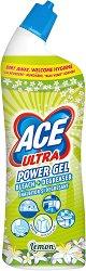 Гел-белина с обезмаслител - ACE Ultra Power Gel Lemon - Разфасовка от 0.750 l -