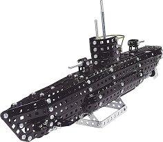 """Подводница - U Boat Type VII C/41 - Метален конструктор от серията """"Profi-Series"""" -"""