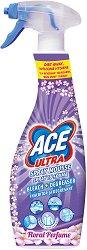 Мус-белина с обезмаслител - ACE Ultra Spray Mousse Floral Perfume - Разфасовка от 700 ml -