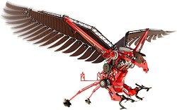 """Сокол - робот - Метален конструктор от серията """"Profi-Series"""" -"""