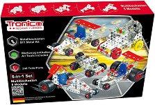 Спортни коли - 5 в 1 - играчка