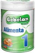 Мляко за кърмачета - Bebelan Lacta Alimenta 1 - Метална кутия от 400 g за бебета от 0 до 6 месеца - продукт