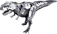 """Тиранозавър рекс - Метален конструктор от серията """"Silver"""" -"""