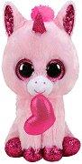 """Еднорог - Darling - Плюшена играчка от серията """"Beanie Boos"""" - играчка"""