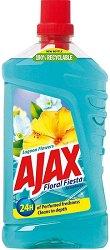 Универсален почистващ препарат с флорален аромат - Ajax - Разфасовка от 1 l -